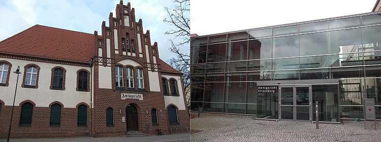 Amtsgericht Bernau und Amtsgericht Strausberg